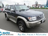 Photo 2000 Nissan Patrol TI 4.5 petrol auto