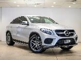Photo 2015 Mercedes-Benz GLE 350 d GLE 350d Coupe...