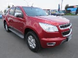Photo 2012 Holden Colorado 4X4 LTZ DC PU 2.8 MT