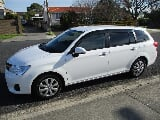 Photo 2012 Toyota Fielder 1.8S 8 air bags push start