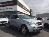 Photo Mercedes-Benz ML63, 2007