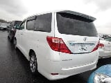 Photo Toyota Alphard Van 2011 240X for sale