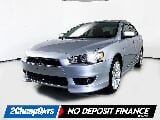Photo 2007 Mitsubishi GALANT Fortis - from $34.87 weekly