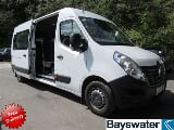 Photo Renault, Master L3H2 2.3 Diesel Auto 13 Seater...