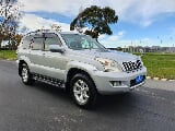 Photo 2006 toyota land cruiser prado tz g selection 4wd