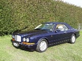 Photo BENTLEY, AZURE convertible coupe 1998