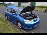 Photo Toyota Runx 2004