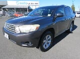 Photo Toyota Highlander station-wagon 2009 3.5P 4WD...