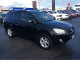 Photo Toyota, RAV4 2.4 4Wd Ltd Wagon 4A NZ new 2012