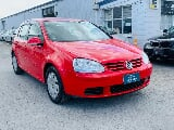 Photo 2007 Volkswagen 2007 GOLF RED