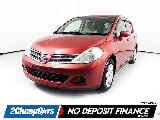 Photo 2008 Nissan Tiida - from $30.27 weekly