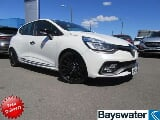 Photo Renault, Clio RS 220 Trophy NZ New 2019