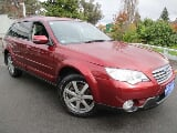 Photo 2008 Subaru Outback 2.5I Facelift AWD