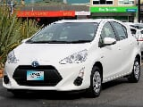 Photo Toyota Aqua Hatchback 2015 L Hybrid for sale -...