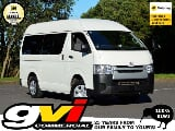 Photo Toyota, Hiace Highroof Diesel * New Face / 5...