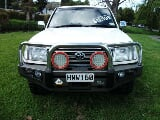 Photo Toyota Landcruiser GXL 4.7L Petrol/LPG V8 5...