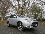 Photo 2015 Mitsubishi Outlander VRX 4WD NZ New