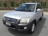 Photo 2007 Kia Sportage