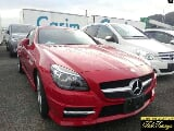 Photo Mercedes-Benz SLK 200 Convertible 2012 AMG kit...