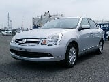 Photo 2010 nissan bluebird sylphy