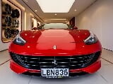 Photo 2017 Ferrari GTC4Lusso V12
