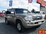 Photo 2007 Toyota Land Cruiser 100 Series