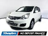 Photo 2010 Nissan Note - from $25.66 weekly