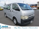 Photo 2005 Toyota Hiace 2.5TDZL VAN 5M 3SEAT