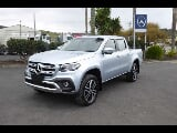 Photo Mercedes-Benz X Class 250d, 2019