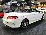 Photo 2016 Mercedes-Benz C200 Convertible