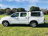 Photo Toyota Hilux Ute 2011 3.0 Turbo Diesel Manual...