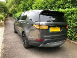 Photo Land Rover Discovery 5, 2017