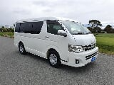 Photo 2012 Toyota Hiace 10 Seater