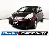 Photo 2009 Nissan Note - from $23.74 weekly
