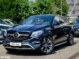 Poză Mercedes-Benz GLE Coupe