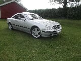 Foto Mercedes-Benz CL 600 2000 109.000 sek
