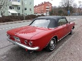 Foto Chevrolet Corvair Cab