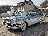 Foto Buick Limited Coupe 58 Mycket Fin