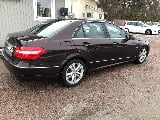Foto Mercedes-Benz E 220 CDI Exclusiv BlueEFFICIENCY...