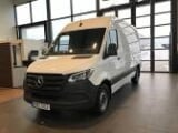 Foto Mercedes-Benz Sprinter 319 10.5 Kubik Dragkrok...