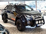 Foto Isuzu D-MAX AT35 Arctic Trucks 2017 599.000 sek