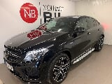 Foto Mercedes-Benz GLE 43 AMG 367hk 4MATIC Coupé...