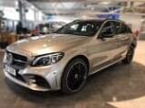Foto Mercedes-Benz C 220d 4MATIC 194hk AMG Night...