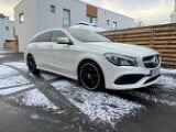 Foto Mercedes Benz CLA 220d shooting break AMG Pan -...