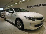 Foto KIA Optima Plug-in Hybrid med Plus 2 paket 2016...
