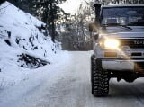 Foto Land Cruiser KZJ73 bytes mot mc -95