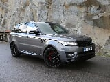 Foto Land Rover Range Rover Sport SDV8 Autobiography...