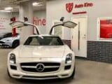 Foto Mercedes-Benz SLS AMG 63 Exclusive Kolfiber...