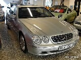 Foto Mercedes-Benz CL 500, Keyless go Sedan 2001...