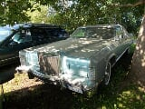 Foto Lincoln continental town coupe